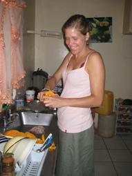 Essen kochen in Südafrika