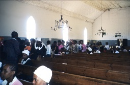 Kirchengemeinde Südafrika